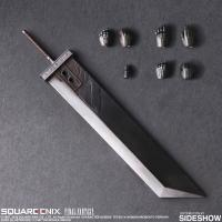Gallery Image of Cloud Strife (Version 2) Action Figure