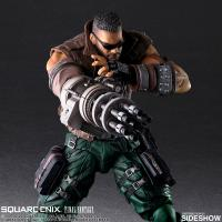 Gallery Image of Barret Wallace (Version 2) Action Figure