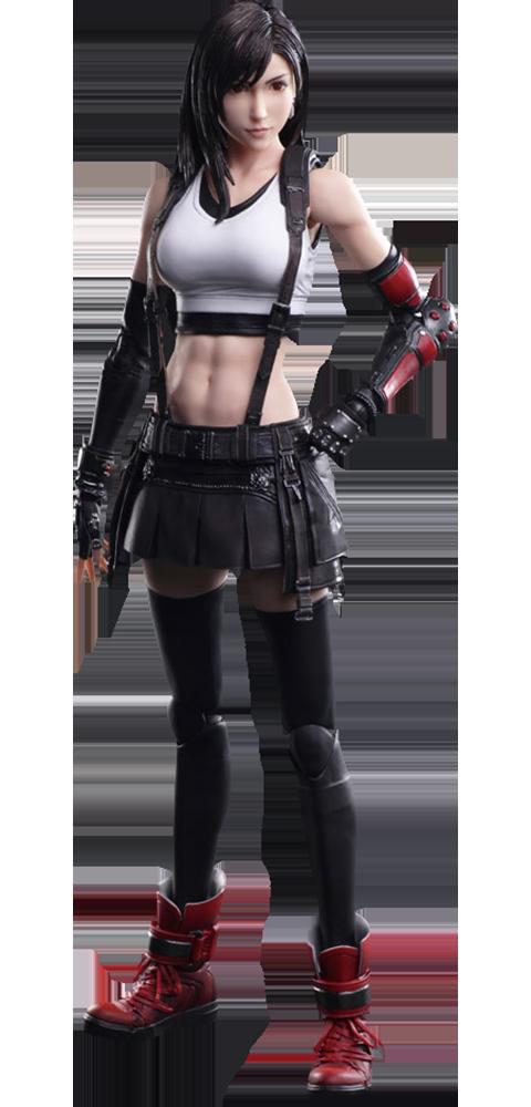 Square Enix Tifa Lockhart Action Figure