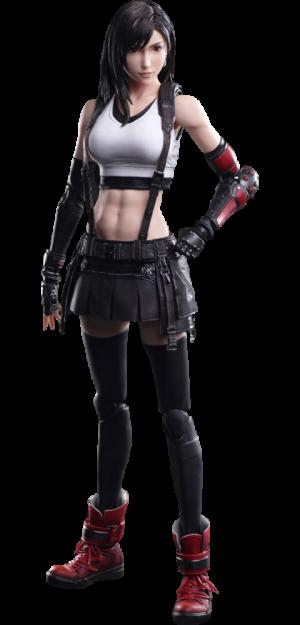 Tifa Lockhart Action Figure