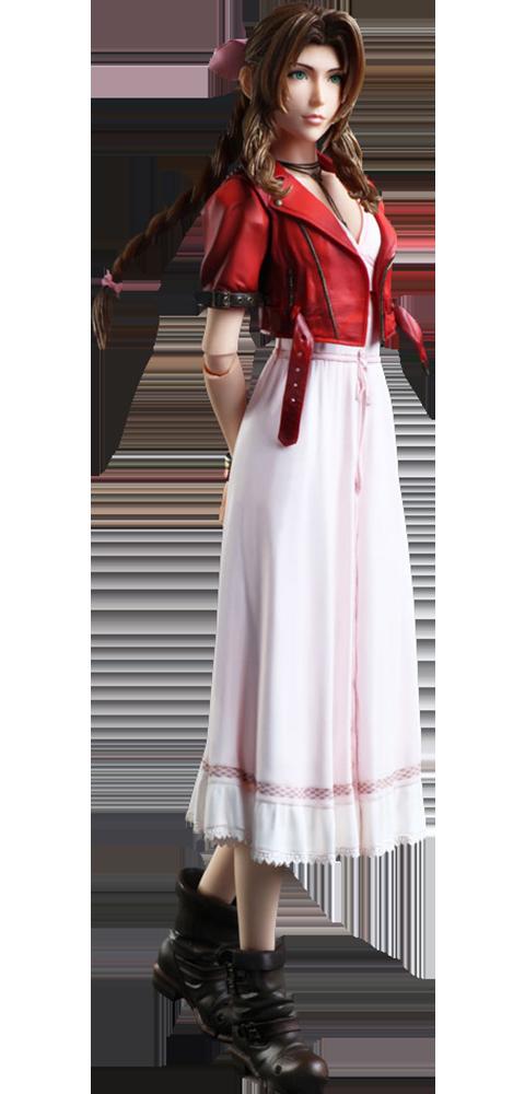 Square Enix Aerith Gainsborough Action Figure