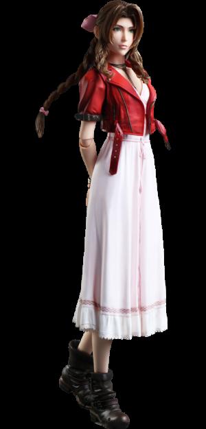 Aerith Gainsborough Action Figure