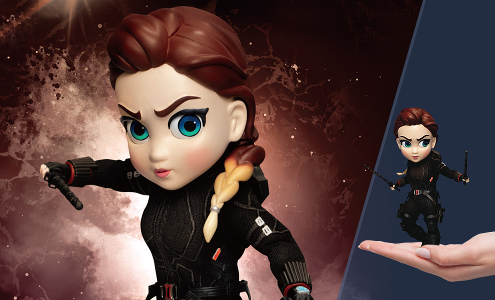 Gallery Feature Image of Black Widow Action Figure - Click to open image gallery