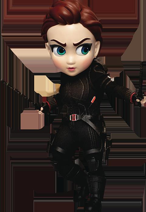 Beast Kingdom Black Widow Action Figure