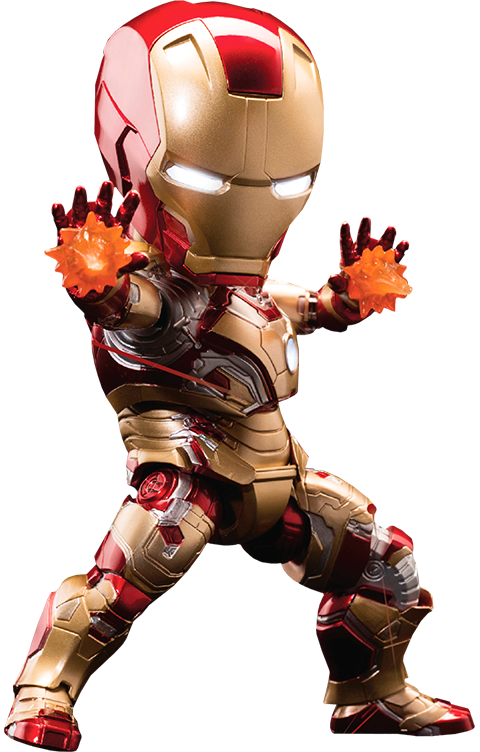 Beast Kingdom Iron Man Mark 42 Action Figure