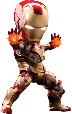 Iron Man Mark 42 Action Figure