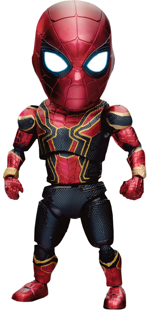 Beast Kingdom Iron Spider (Deluxe Version) Action Figure
