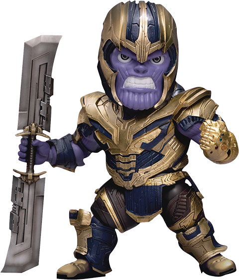 Beast Kingdom Armored Thanos Action Figure