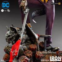 Gallery Image of The Joker 1:3 Scale Statue