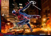 Gallery Image of Spider-Man (Spider-Man 2099 Black Suit) Sixth Scale Figure