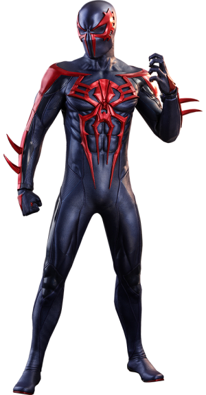 Spider-Man (Spider-Man 2099 Black Suit) Sixth Scale Figure