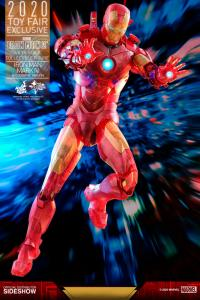 Gallery Image of Iron Man Mark IV (Holographic Version) Sixth Scale Figure