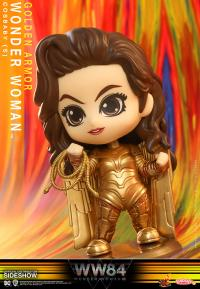 Gallery Image of Golden Armor Wonder Woman Collectible Figure