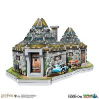 Gallery Image of Hagrid's Hut 3D Puzzle Puzzle