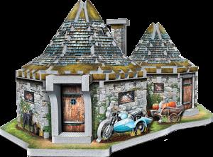 Hagrid's Hut 3D Puzzle Puzzle