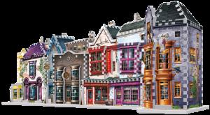 Diagon Alley 3D Puzzle Set Puzzle