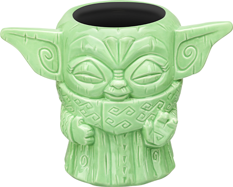 Beeline Creative The Child (Force Pose) Tiki Mug