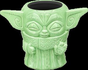 The Child (Force Pose) Tiki Mug
