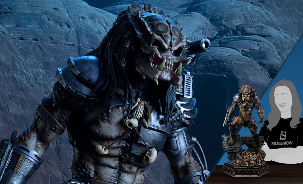 Gallery Feature Image of Big Game Predator Statue - Click to open image gallery