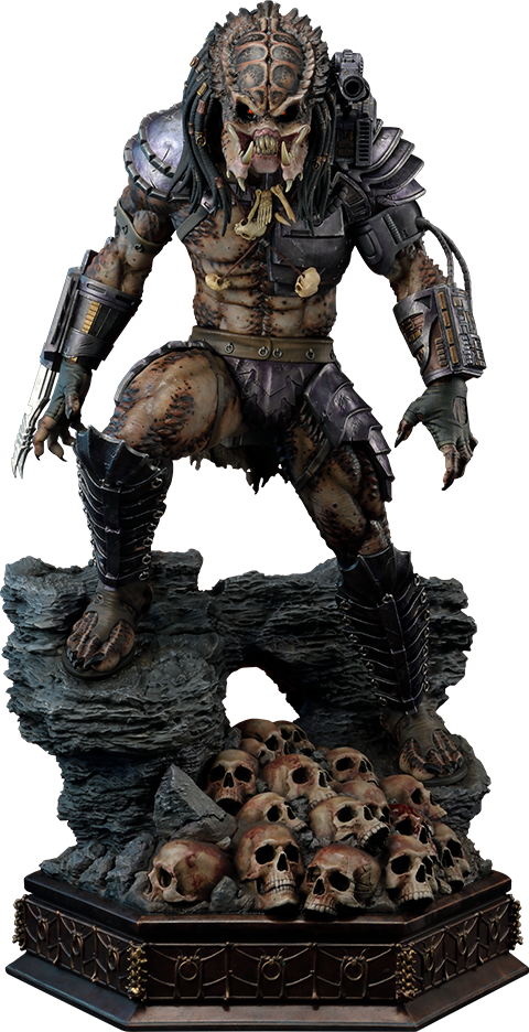 Prime 1 Studio Big Game Predator Statue