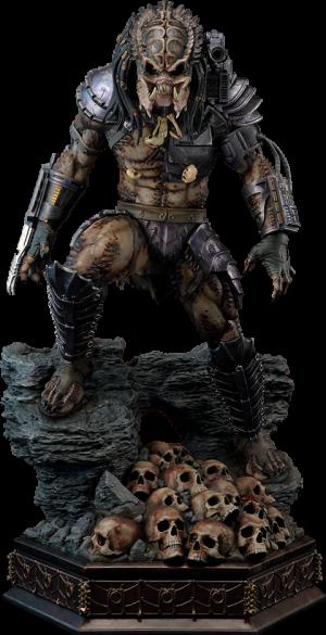 Big Game Predator Statue