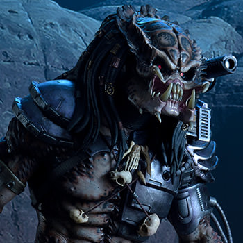 Big Game Predator Predator Statue