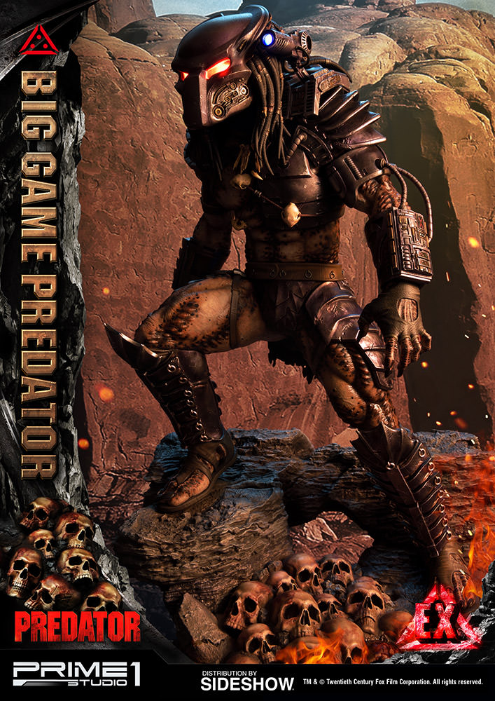 Big Game Predator Statue By Prime 1 Studio Sideshow Collectibles