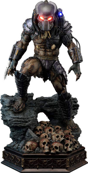 Big Game Predator Statue
