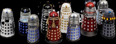 Dalek Parliament Part 2 Box Set