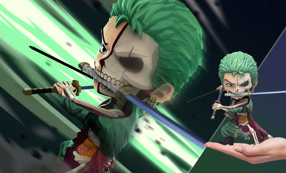 Gallery Feature Image of XXRAY Plus: Zoro (Anime Edition) Collectible Figure - Click to open image gallery