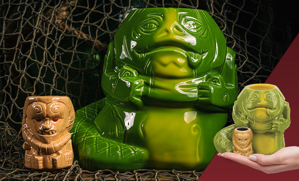Gallery Feature Image of Jabba the Hutt Tiki Mug - Click to open image gallery