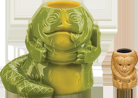 Beeline Creative Jabba the Hutt Tiki Mug
