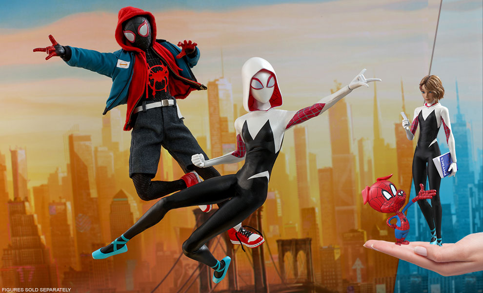 Gallery Feature Image of Spider-Gwen Sixth Scale Figure - Click to open image gallery