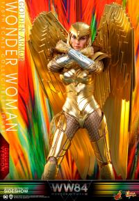 Gallery Image of Golden Armor Wonder Woman (Deluxe) Sixth Scale Figure