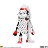 Gallery Image of Dissected Mister HellYeah (White Edition) Collectible Figure