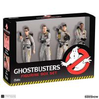 Gallery Image of Ghostbusters Collectible Set