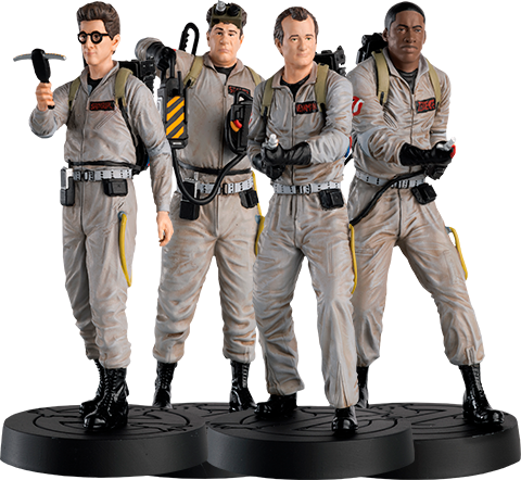 Eaglemoss Ghostbusters Collectible Set