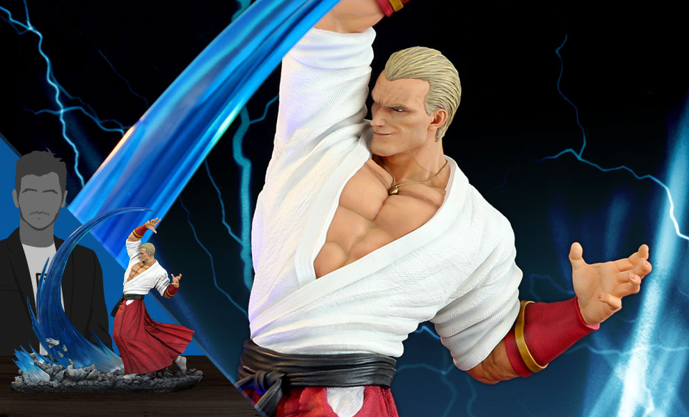 Gallery Feature Image of Geese Howard Diorama - Click to open image gallery