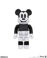 Gallery Image of Be@rbrick Mickey Mouse (Black & White 2020 Version) 100% & 400% Collectible Set