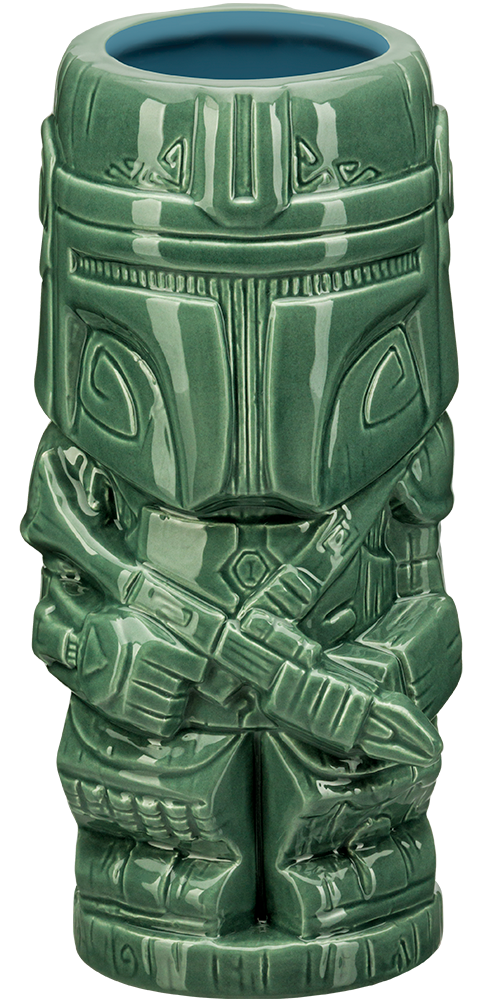 Beeline Creative The Mandalorian Tiki Mug