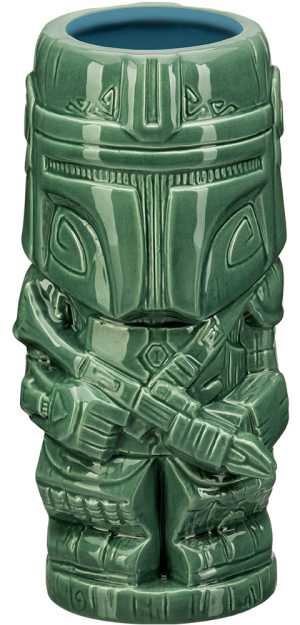 The Mandalorian Tiki Mug