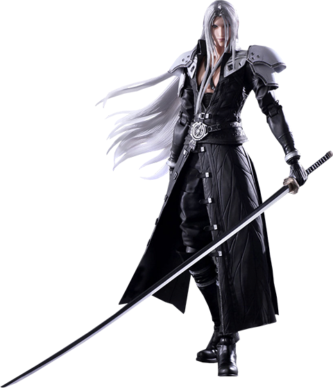 Square Enix Sephiroth Action Figure