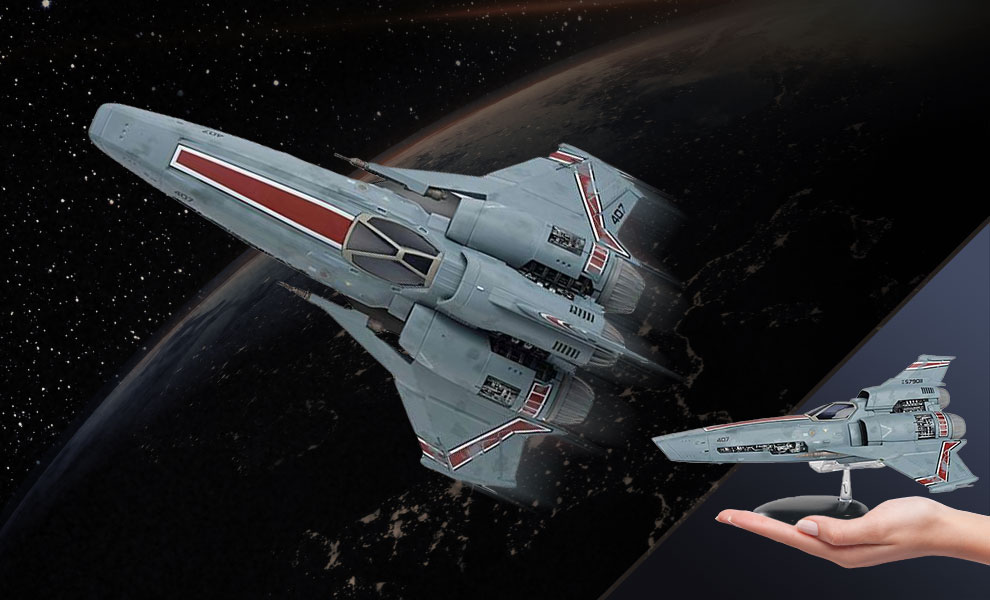 Gallery Feature Image of Viper MK III (Blood and Chrome) Model - Click to open image gallery