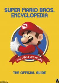 Gallery Image of Super Mario Encyclopedia Limited Edition Book