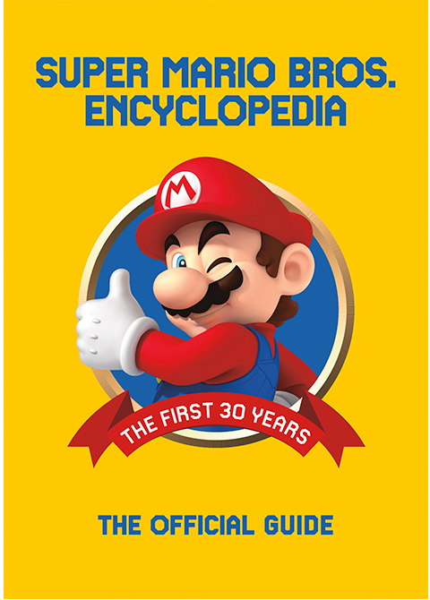 Dark Horse Comics Super Mario Encyclopedia Limited Edition Book
