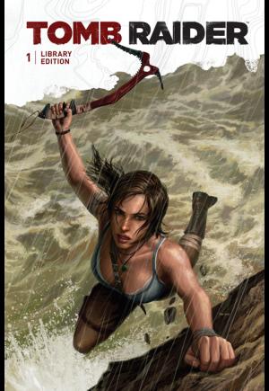 Tomb Raider Library Edition (Volume 1) Book