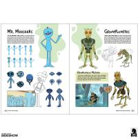 Gallery Image of The Art of Rick and Morty Book