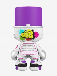 Gallery Image of Icy Grape Superkranky Designer Collectible Toy