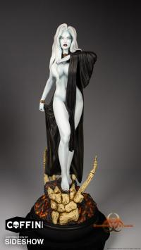 Gallery Image of Lady Death: Seductress Statue