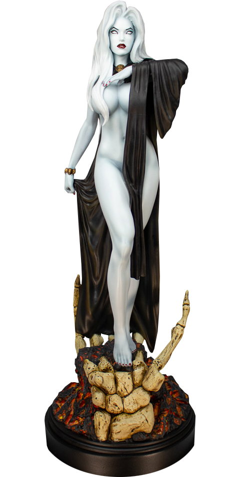 Quarantine Studio Lady Death: Seductress Statue